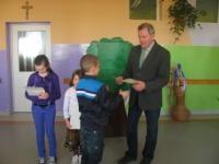 View the album Brzechwoawanie szkolny konkurs recytatorski nagrodzeni uczniowie