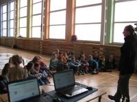 View the album Tiliobus ze Szkoły Leśnej na Babrbarce