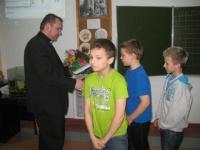 View the album Pożegnanie kleryka p. Adama Kordek