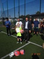 View the album Turniej piłki nożnej o Puchar Premiera RP