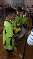 View the album Gminne Zawody chłopców w piłke nożną kl. I-III