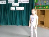 View the album VI SZKOLNY KONKURS RECYTATORSKI BRZECHWOWANIE