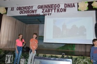 View the album `XI Obchody Gminnego Dnia Ochrony Zabytków