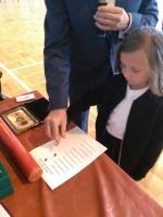 View the album Uroczyste ropoczęcie roku szkolnego 2017/2018 oraz Msza święta